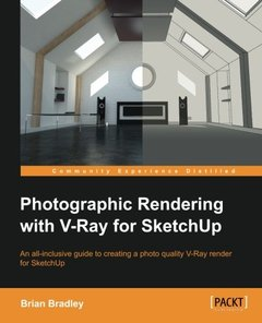 Photographic Rendering with V-Ray for SketchUp-cover