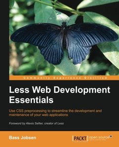 Less Web Development Essentials-cover
