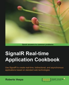 SignalR Real-time Application Cookbook-cover