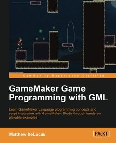 GameMaker Game Programming with GML-cover