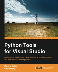 Python Tools for Visual Studio-cover