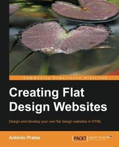 Creating Flat Design Websites-cover