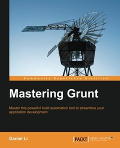 Mastering Grunt (Paperback)-cover