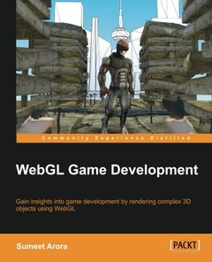 WebGL Game Development-cover