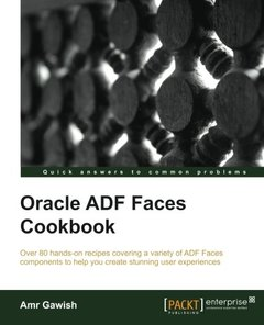 Oracle ADF Faces Cookbook-cover