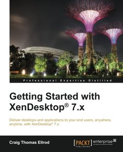 Getting Started with XenDesktop 7.x-cover