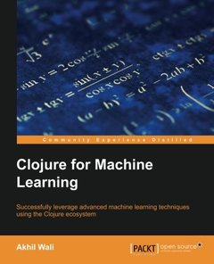 Clojure for Machine Learning-cover