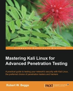 Mastering Kali Linux for Advanced Penetration Testing-cover