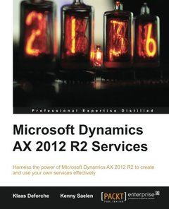 Microsoft Dynamics AX 2012 R2 Services-cover