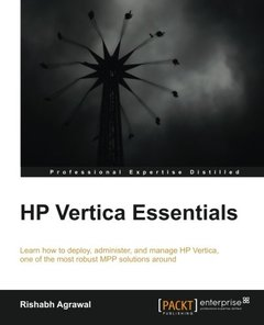 HP Vertica Essentials-cover