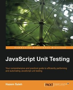 JavaScript Unit Testing-cover
