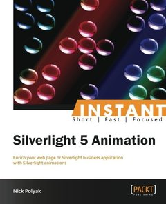 Instant Silverlight 5 Animation-cover