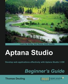 Aptana Studio Beginner's Guide-cover