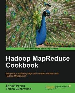Hadoop MapReduce Cookbook-cover