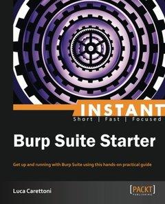 Instant Burp Suite Starter-cover