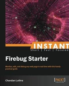 Instant Firebug Starter-cover
