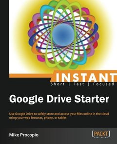 Instant Google Drive Starter-cover
