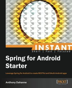 Instant Spring for Android Starter-cover