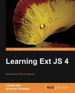 Learning Ext JS 4-cover