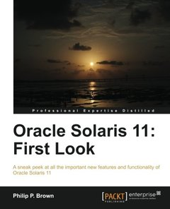 Oracle Solaris 11: First Look-cover