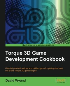 Torque 3D Game Development Cookbook-cover