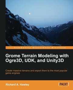 Grome Terrain Modeling with Ogre3D, UDK, and Unity3D-cover