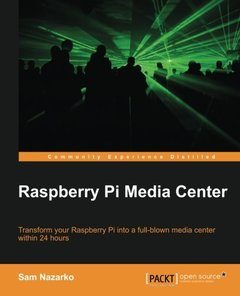 Raspberry Pi Media Center (Paperback)-cover