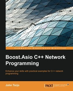 Boost.Asio C++ Network Programming-cover