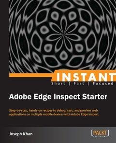 Instant Adobe Edge Inspect Starter-cover