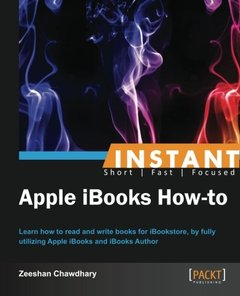 Instant Apple iBooks How-to-cover