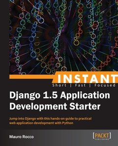Instant Django 1.5 Application Development Starter-cover