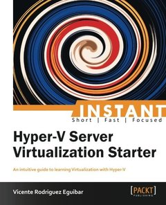 Instant Hyper-V Server Virtualization Starter-cover
