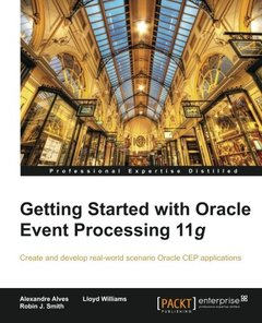 Getting Started with Oracle Event Processing 11g-cover