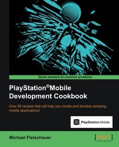 PlayStation®Mobile Development Cookbook-cover