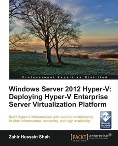 Windows Server 2012 Hyper-V: Deploying Hyper-V Enterprise Server Virtualization Platform-cover
