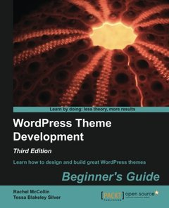 WordPress Theme Development - Beginner's Guide-cover