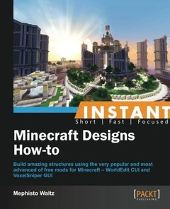 Instant Minecraft Designs How-to-cover