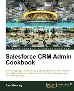 Salesforce CRM Admin Cookbook-cover