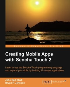 Creating Mobile Apps with Sencha Touch 2-cover