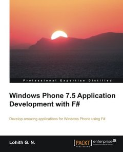 Windows Phone 7.5 Application Development with F# (Professional Expertise Distilled)-cover