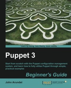 Puppet 3 Beginner's Guide-cover