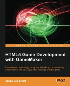 HTML5 Game Development with GameMaker-cover
