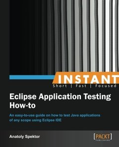 Instant Eclipse Application Testing How-to-cover