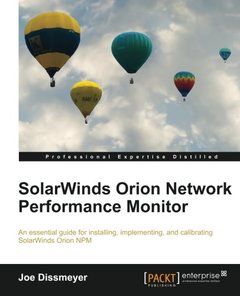 SolarWinds Orion Network Performance Monitor-cover