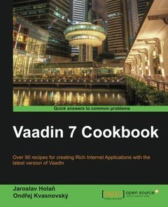 Vaadin 7 Cookbook-cover
