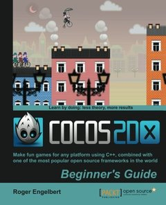 Cocos2d-X by Example Beginner's Guide-cover