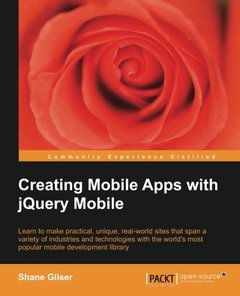 Creating Mobile Apps with jQuery Mobile-cover
