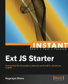 Instant Ext JS Starter-cover
