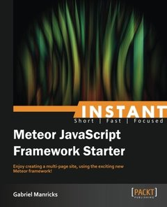 Instant Meteor JavaScript Framework Starter-cover