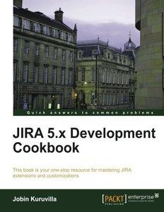 JIRA 5.x Development Cookbook-cover